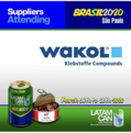 Wakol exhibits at LATAMCAN 2020 conference in Sao Paolo