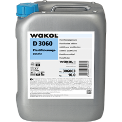 WAKOL D 3060 Additivo plastificante